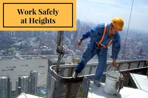 Working at heights: The importance of the proper study