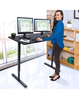 The rise of the sit-stand desk. What are the benefits of the stand-up desk?